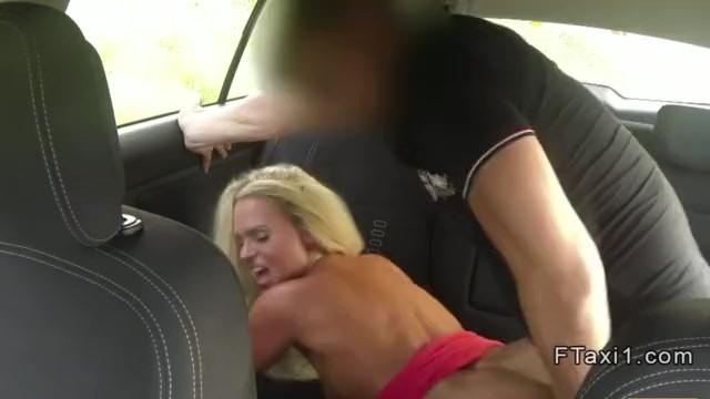 Fake Taxi Russisch Blondine